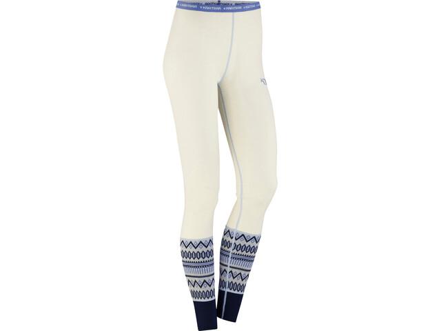 Kari Traa Lokke Pantalones Mujer, beige/azul
